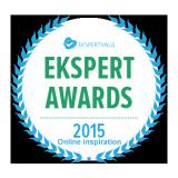 expert-awards Kåring af Meresalg Aps